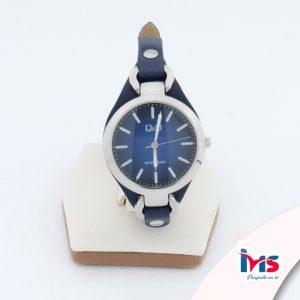 reloj-qyq-original-acero-resistente-al-agua-analogo-correa-cuero-azul-bisel-plateado-luna-azul