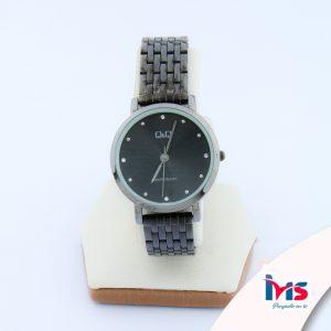 reloj-qyq-original-acero-resistente-al-agua-analogo-acero-negro