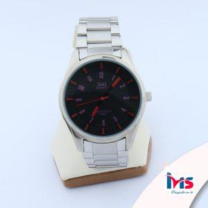reloj-qyq-original-acero-resistente-al-agua-analogo-correa-metal-rojo-negro