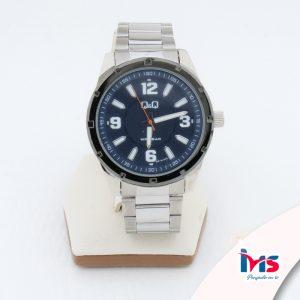 reloj-qyq-original-acero-resistente-al-agua-analogo-bisel-negro-plateado