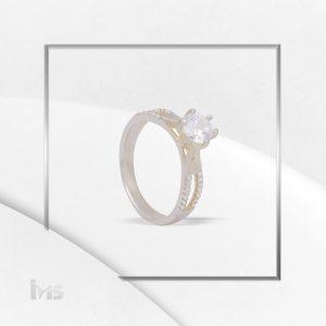 anillo mujer solitario compromiso promesa boda novia novios