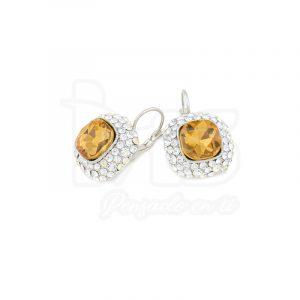 arete-oro-goldfilled-bañado-laminado-semijoya-para-dama-mujer-dorado-plateado-cristales-cojin-cafe