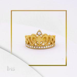 anillo-acero-dorado-corona-miicrocircones-para-mujer