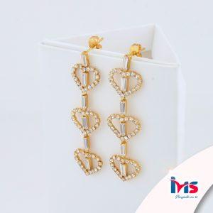 arete-oro-goldfilled-bañado-laminado-semijoya-para-dama-mujer-dorado-plateado-cristales-corazones