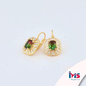 arete-oro-goldfilled-bañado-laminado-semijoya-para-dama-mujer-dorado-plateado-cristales-bicolor