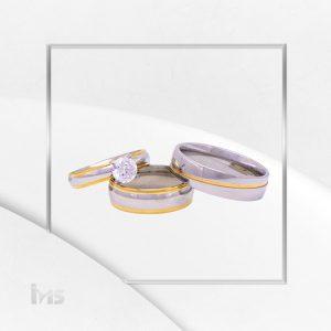 set-anillos-acero-dorado-plateado-alianzas-circon-franja-dorada-fina-solitario