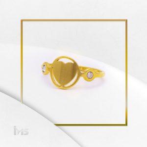 anillo-acero-dorado-fino-para-mujer-corazon