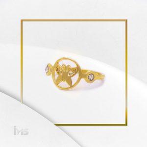 anillo-acero-dorado-fino-para-mujer-mariposa