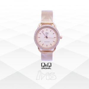 reloj-qyq-original-para-dama-mujer-acero-metalica-analogo-metalico-resistente-al-agua-con-microcircones-oro-rosa-gold-rose