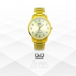 reloj-qyq-original-para-dama-mujer-correa-tipo-oyster-dorado-resistente-al-agua-elegante