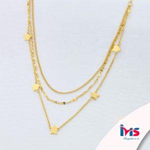 cadena-collar-layer-triple-acero-quirurgico-dorado-para-mujer-dama-estrellas