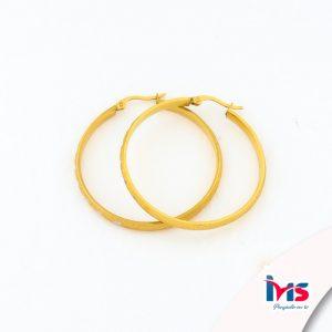 arete-argolla-acero-forma-circular-redonda-dorado