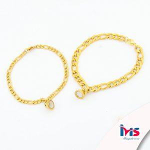 pulsera-de-acero-quirurgico-dorado-para-parejas-iman-magnetico-hombre-mujer