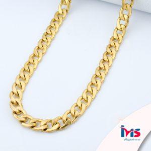 cadena-acero-quirúrgico-hombre-mujer-dorado-tejido-lomo-60-cm-9