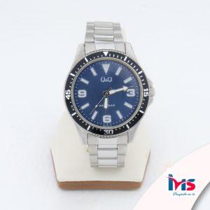 reloj-qyq-original-acero-resistente-al-agua-analogo-bisel-negro-luna-azul-plateado