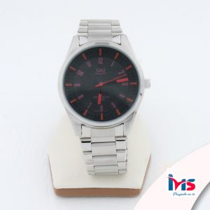 reloj-qyq-original-acero-resistente-al-agua-analogo-plateado-luna-negra-rojo