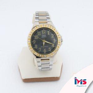 reloj-qyq-original-acero-resistente-al-agua-analogo-bisel-dorado-microcircones-correa-plateada-luna-negra