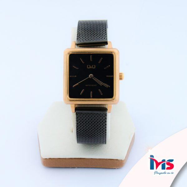 reloj-qyq-original-acero-resistente-al-agua-analogo-cobre-negro-cuadrado