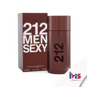 212 sexy men perfume caballero