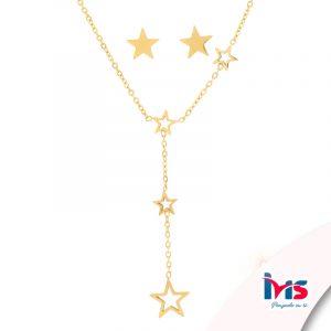 set-juego-cadena-collar-aretes-acero-quirurgico-dorado-set-juego-cadena-collar-aretes-acero-quirurgico-dorado-estrellas