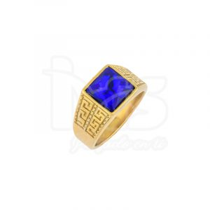 anillo-acero-quirurgico-dorado-para-hombre-grande-piedra-cuadrada-color-azul
