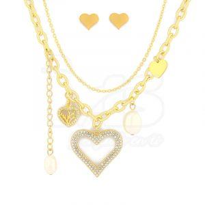 juego-set-layer-triple-cadena-doble-aretes-para-dama-mujer-acero-quirurgico-dorado-corazon-arbol-de-la-vida