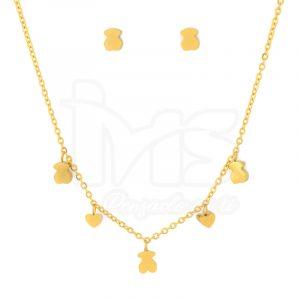 set-juego-cadena-collar-aretes-acero-quirurgico-dorado-set-juego-cadena-collar-aretes-acero-quirurgico-dorado-mini-corazon-tous